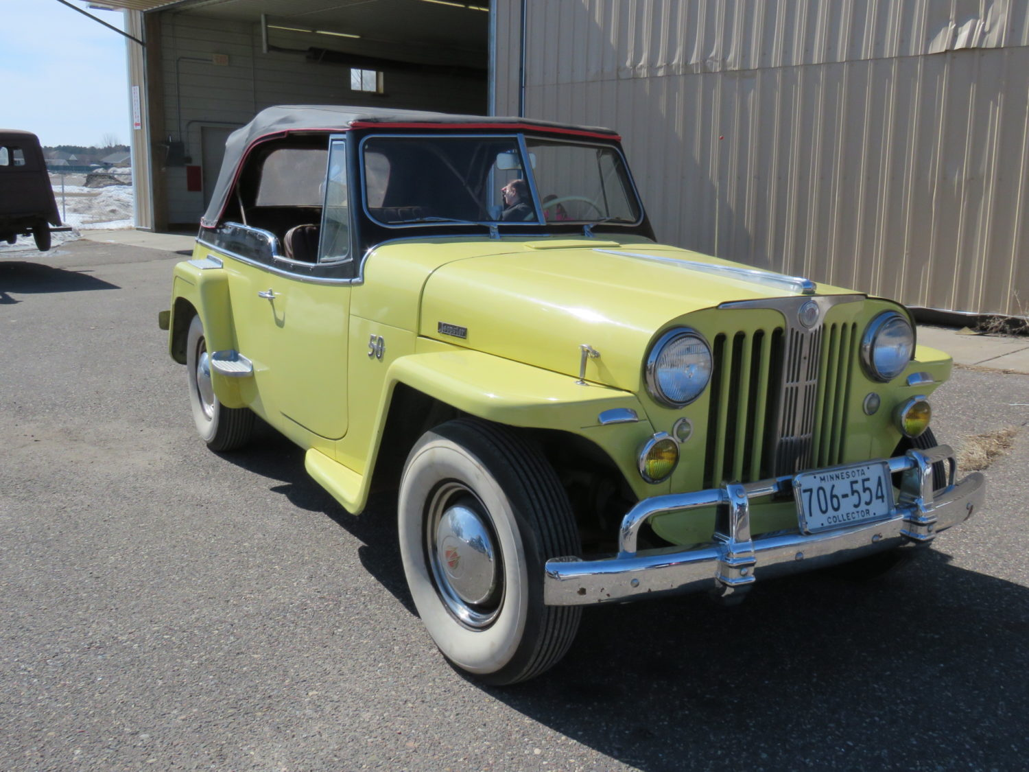 Day 1- The Roger ( Bill)  Dickenson Estate-Collector Cars, Parts, and More!  - image 13