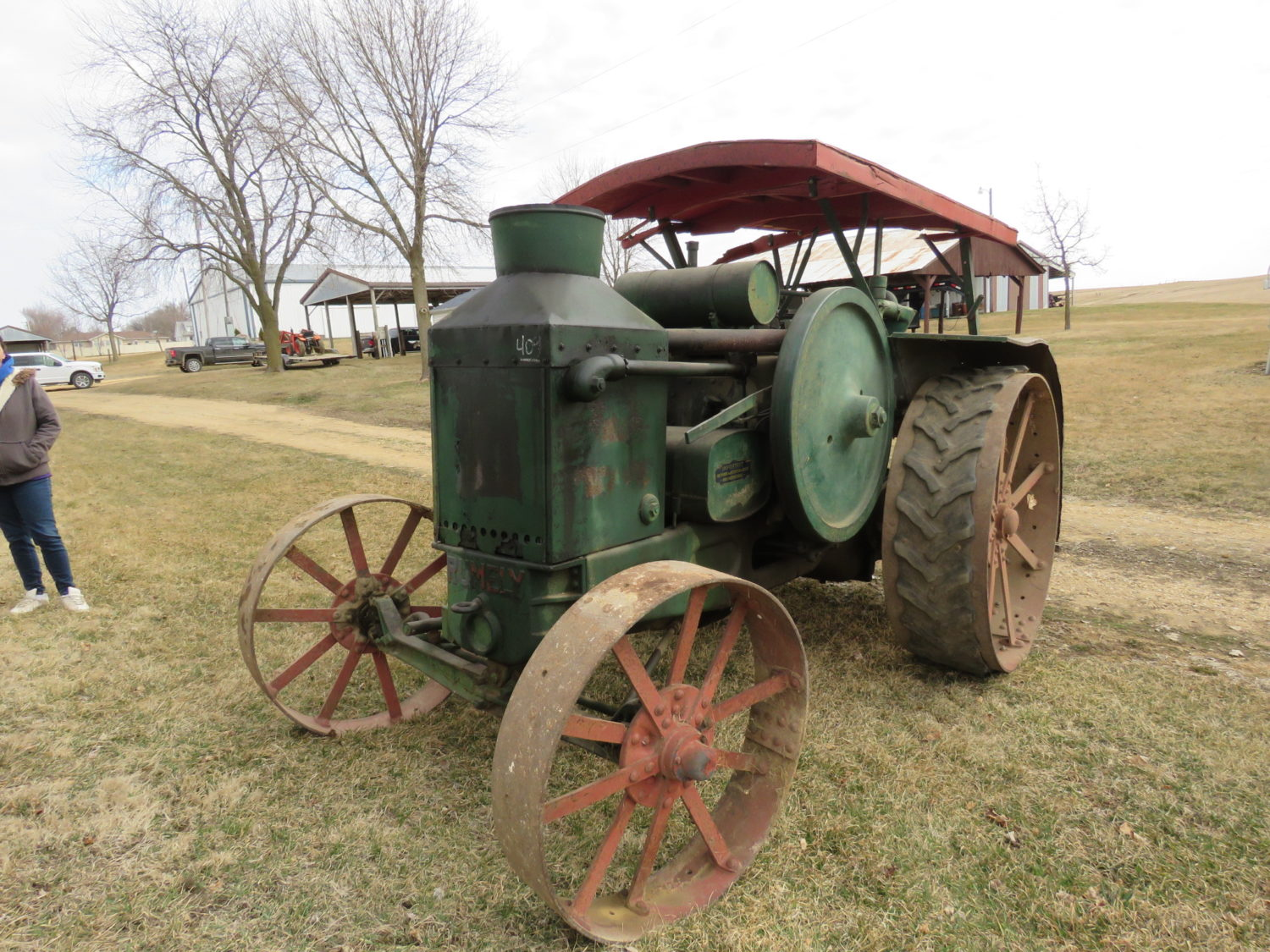 Day 1- Antique Tractors, Stationary Engines- The Bob Smith Collection - image 5