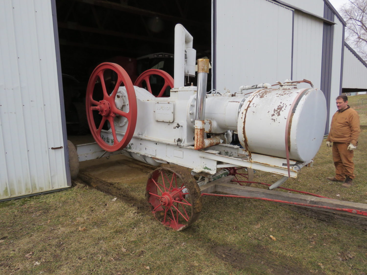 Day 1- Antique Tractors, Stationary Engines- The Bob Smith Collection - image 7
