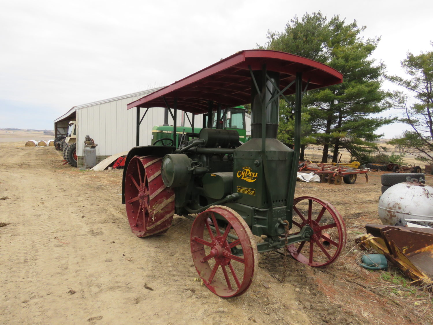 Day 1- Antique Tractors, Stationary Engines- The Bob Smith Collection - image 8