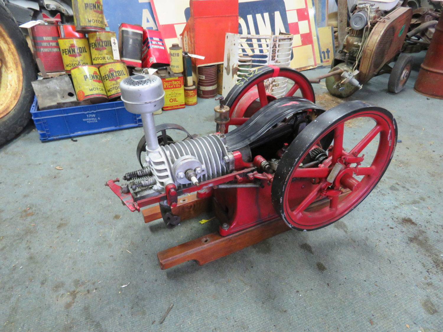 Day 1- Antique Tractors, Stationary Engines- The Bob Smith Collection - image 10