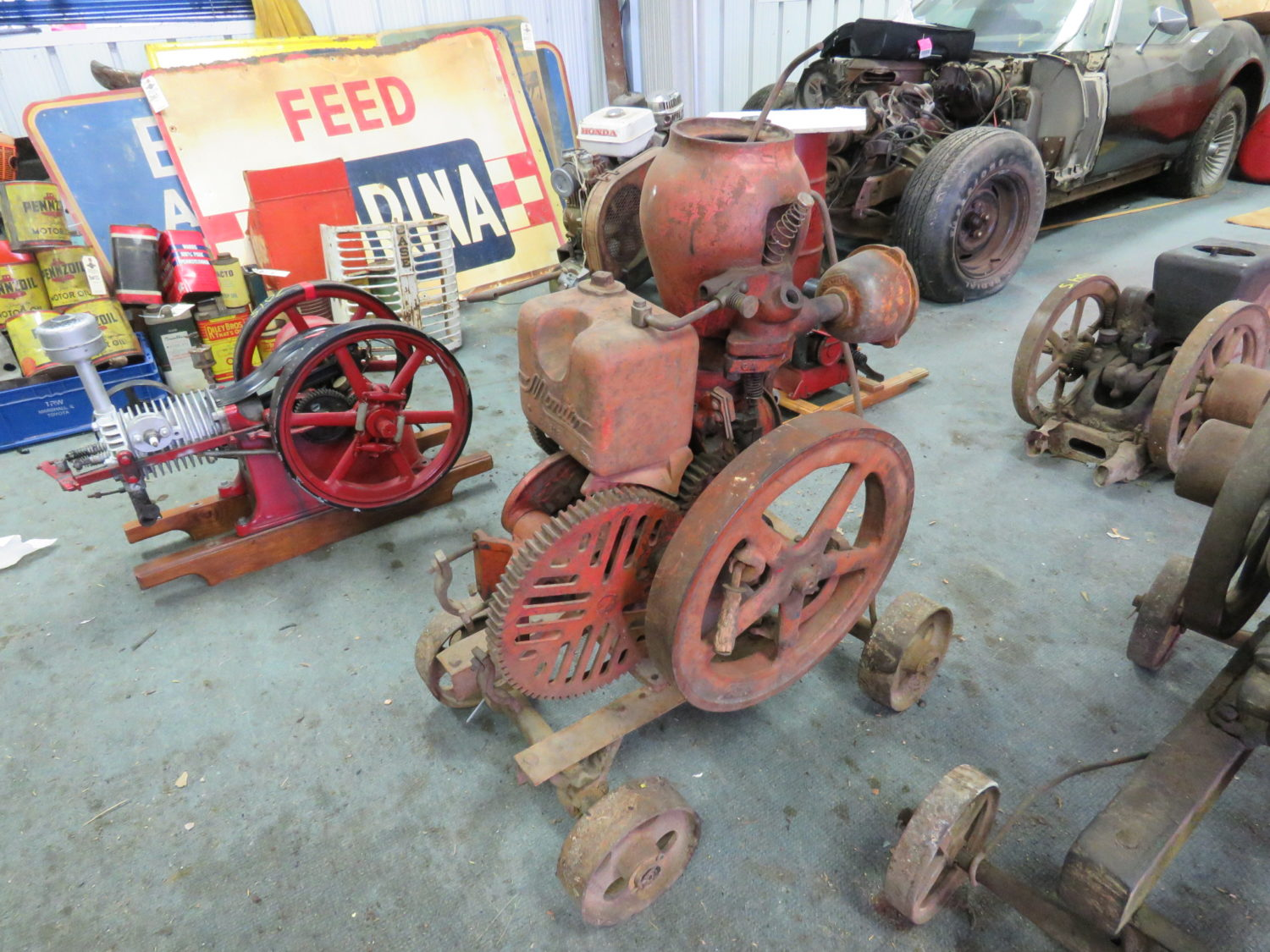 Day 1- Antique Tractors, Stationary Engines- The Bob Smith Collection - image 11