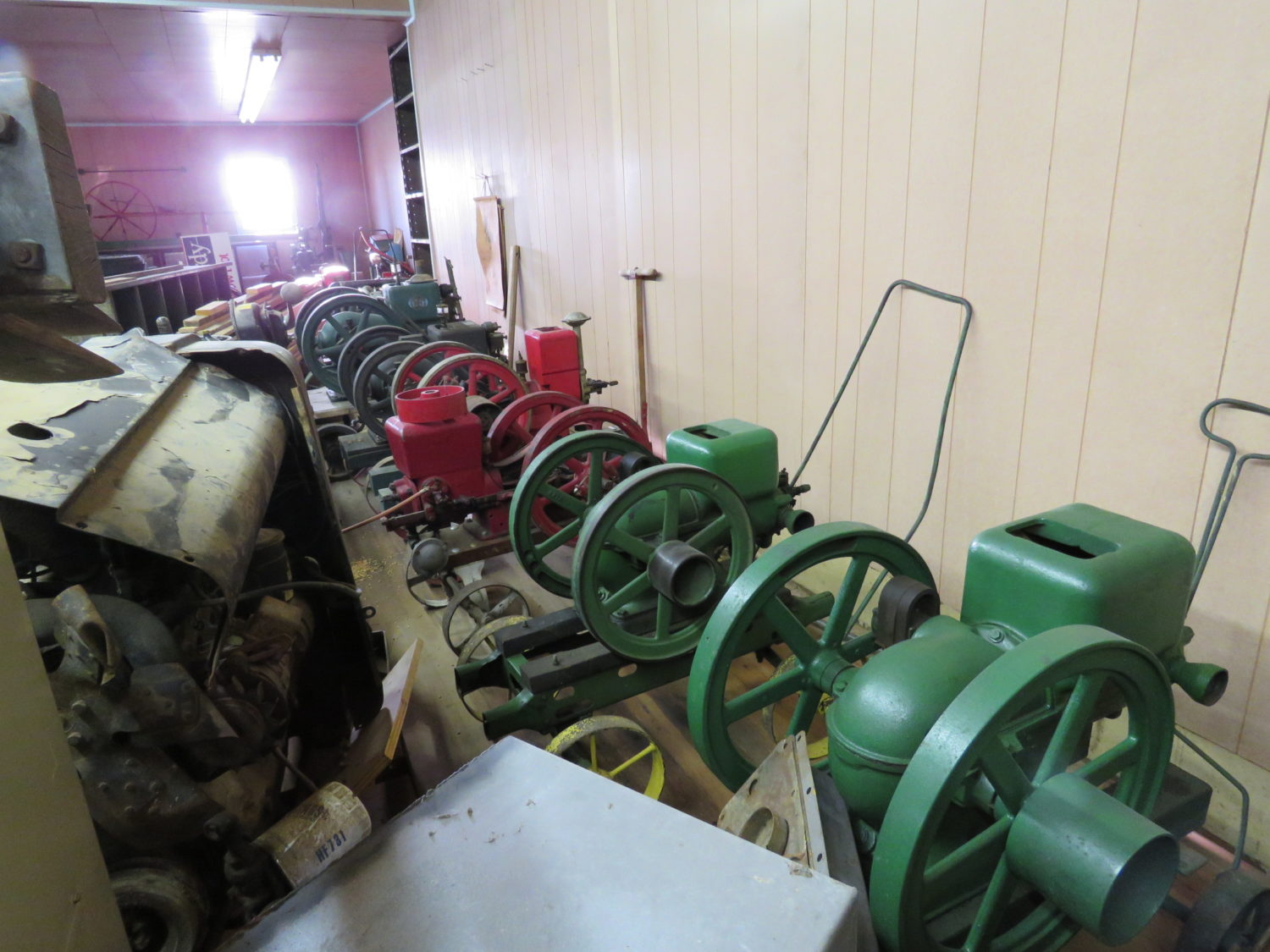 Day 1-Antique Tractors, Stationary Engines & More! The Bob Smith
