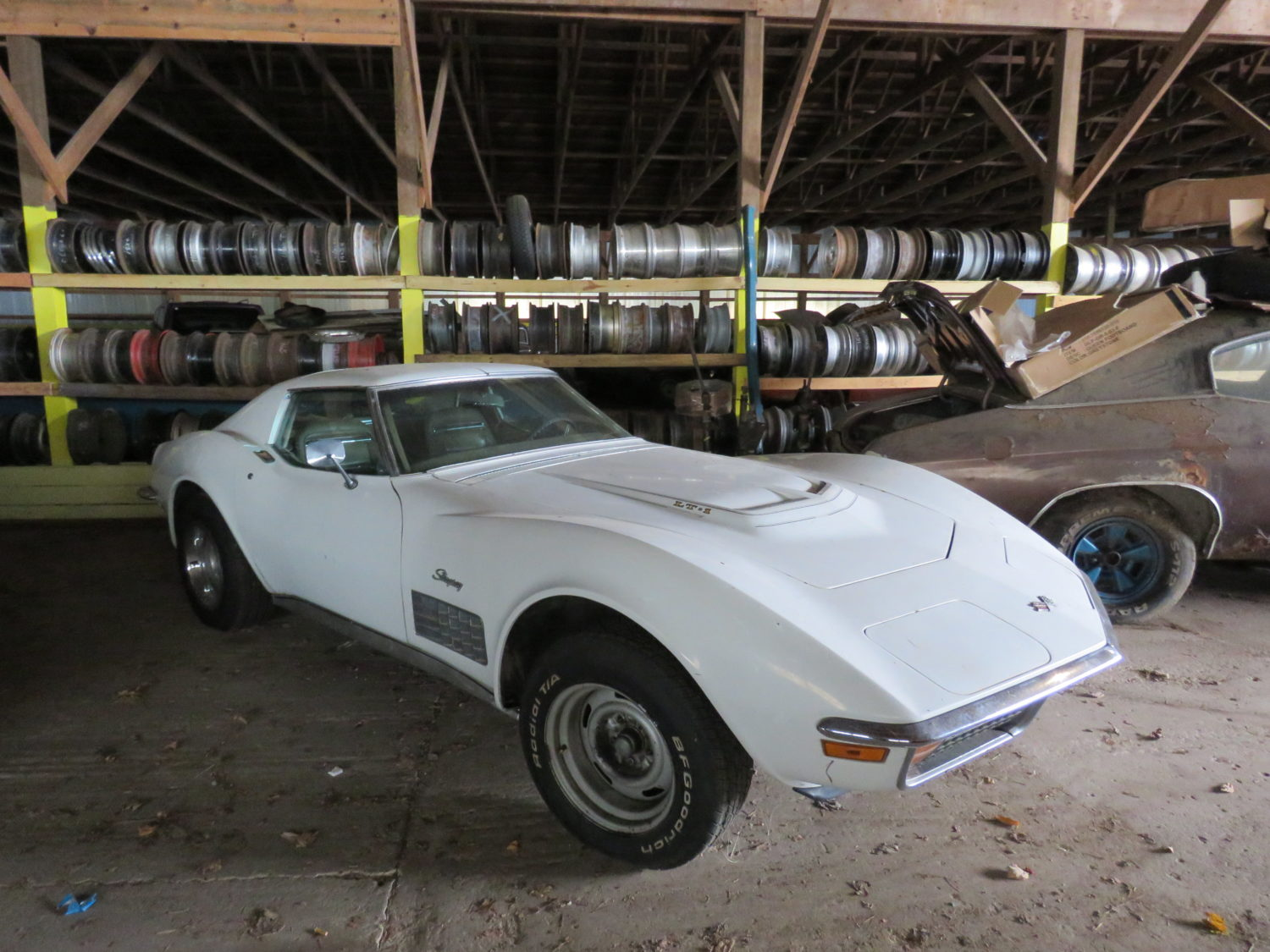 Tom Brown Collection – Michigan Muscle Auction - August 25, 2018 ...
