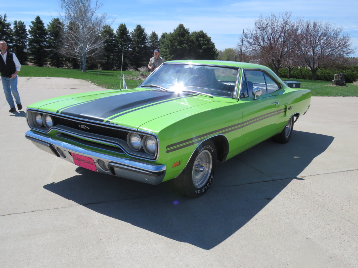 MOPAR Collector Cars- The Jim Gesswein Classic Car Collection Auction- LIVE Onsite Auction with Online Bidding - image 2