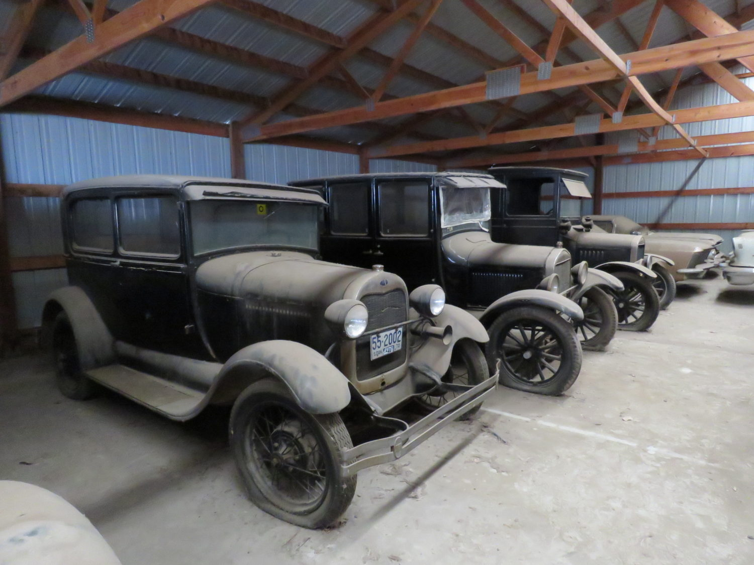 Day 2- Approx. 200 Collector Cars & Trucks!- The James Graham Collection  - image 12