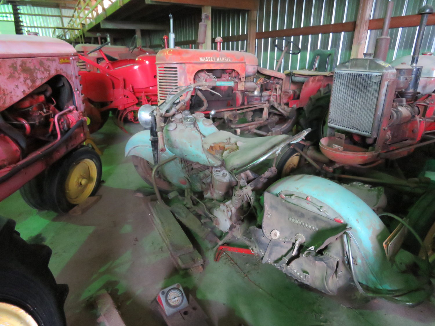 Day 1-Collector Cars, Vintage Motorcycles & Antique Tractors- The Meacham Estate - image 1