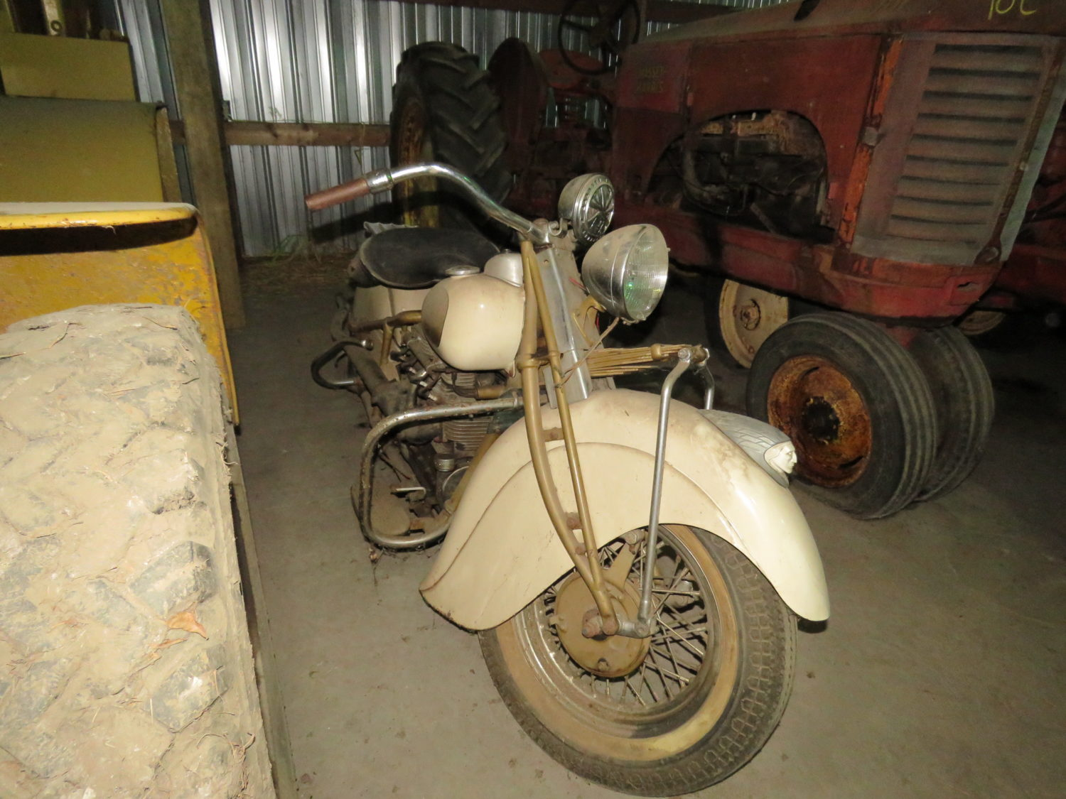 Day 1-Collector Cars, Vintage Motorcycles & Antique Tractors- The Meacham Estate - image 2