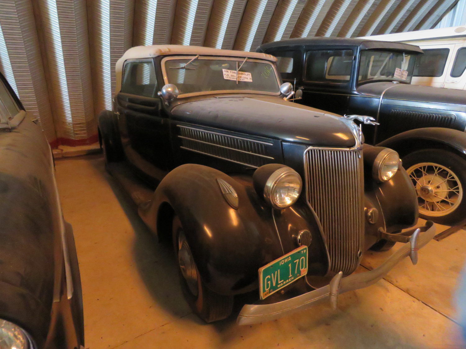 Day 2- Collector Cars, Indian Motorcycles, & More- Meacham Estate - image 1