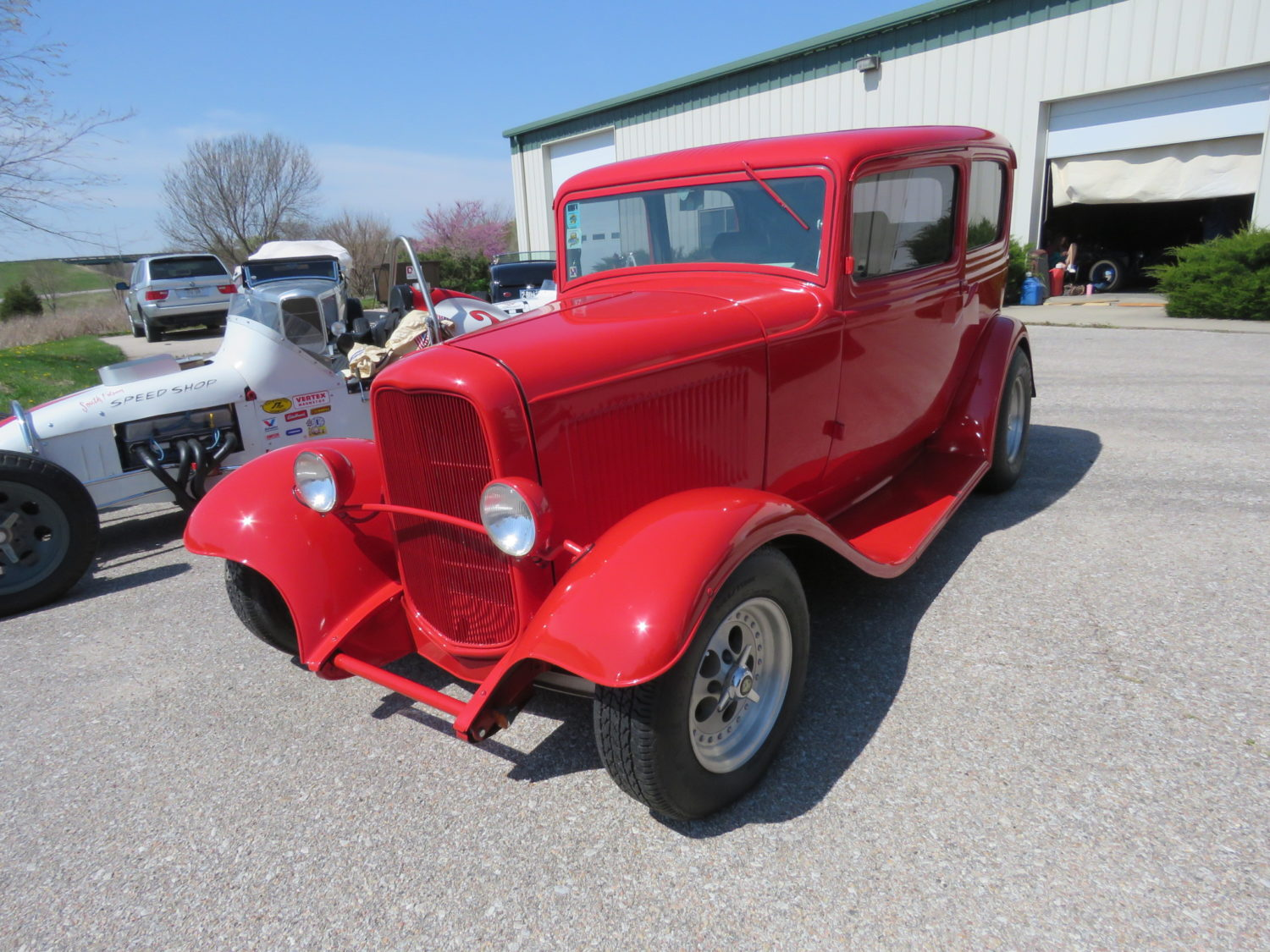 ONLINE ONLY- 1932 Ford Street rods, Race Cars, Engines & more! The Joe Haag Collection - image 3
