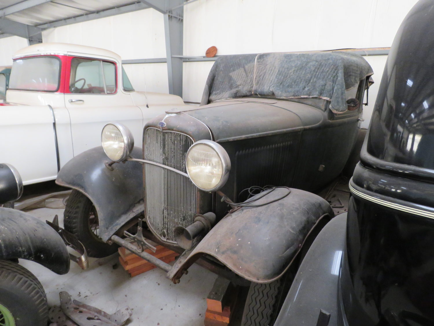 The Amazing Bob Regehr Collection! 140 plus Vehicles! 20-1932 Fords, Corvettes, Camaros & More!  - image 3
