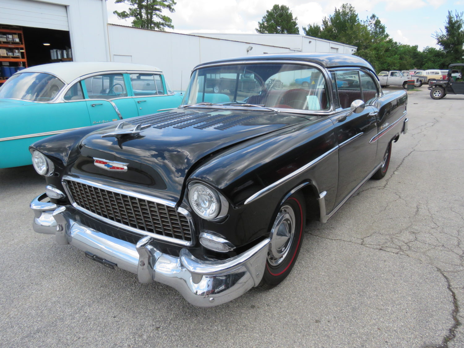 Approx  125 Collector Cars and Parts At Auction! The Car