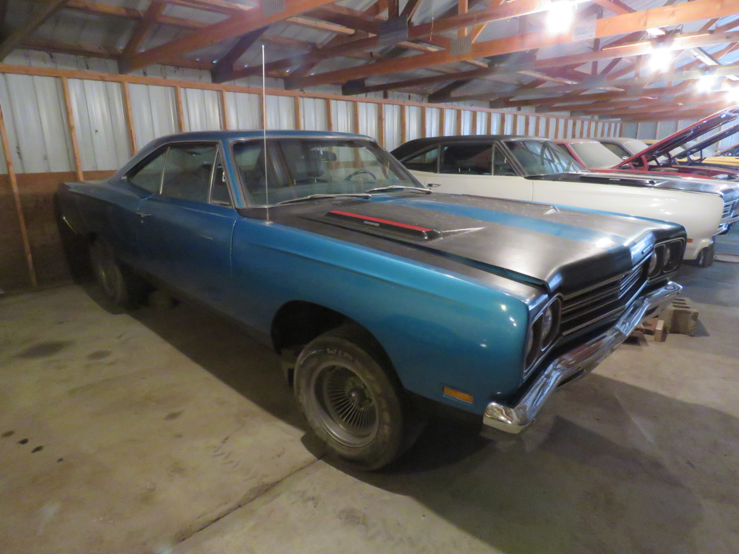 Cars For Sale Mn By Owner >> Iowa Muscle Car Hoard The Coyote Johnson Collection Auction