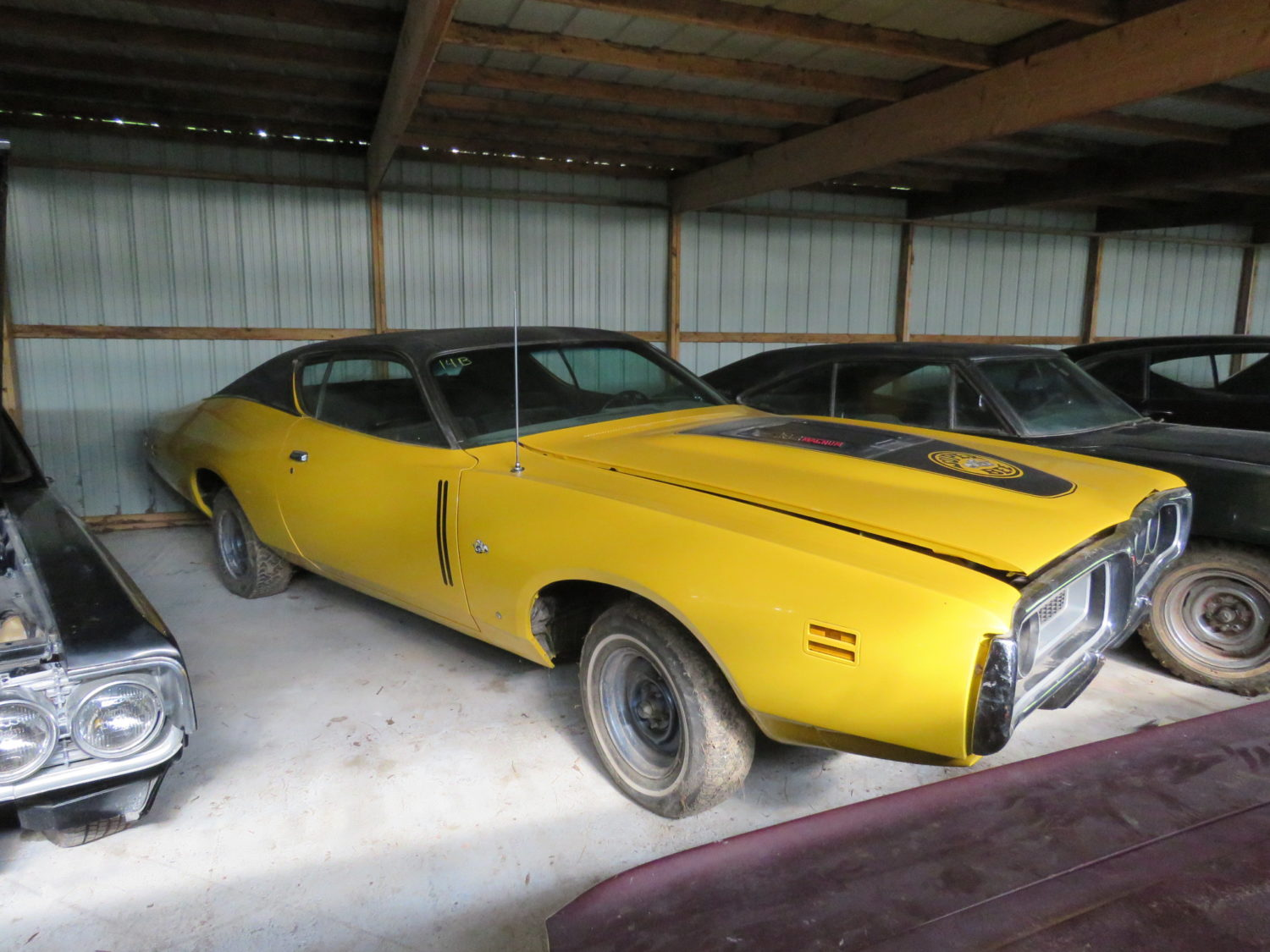 Muscle Car Heaven! The Coyote Johnson Collection Auction - image 21