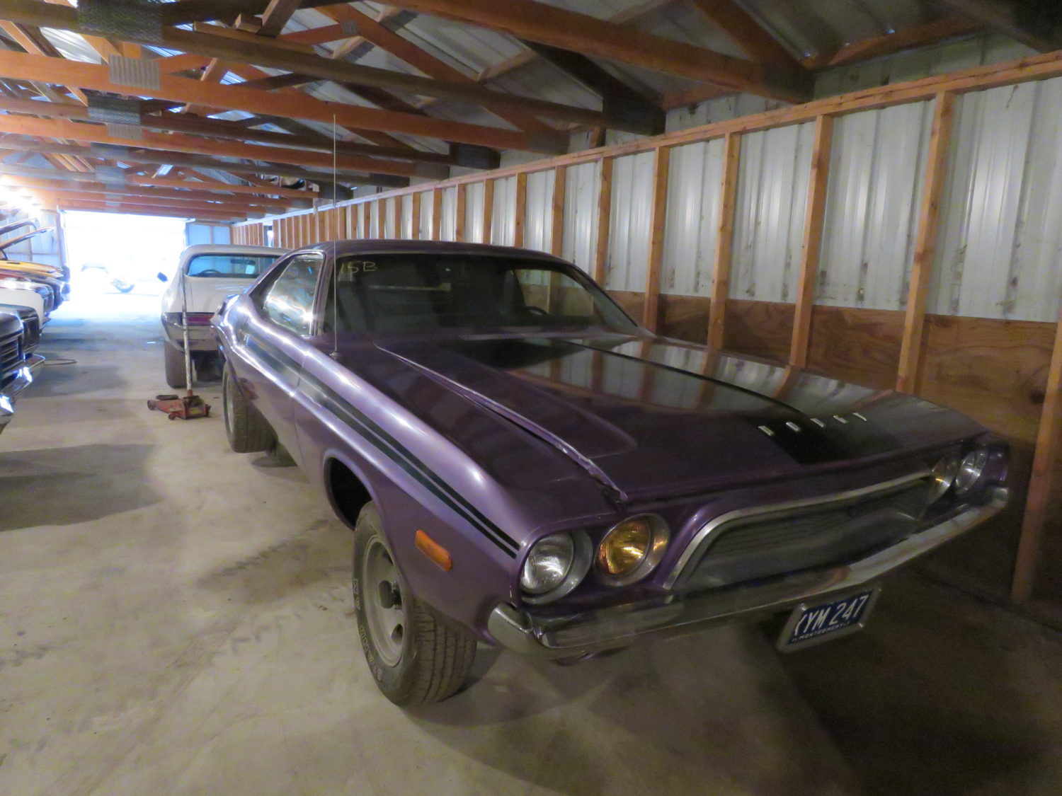 Muscle Car Heaven! The Coyote Johnson Collection Auction - image 22