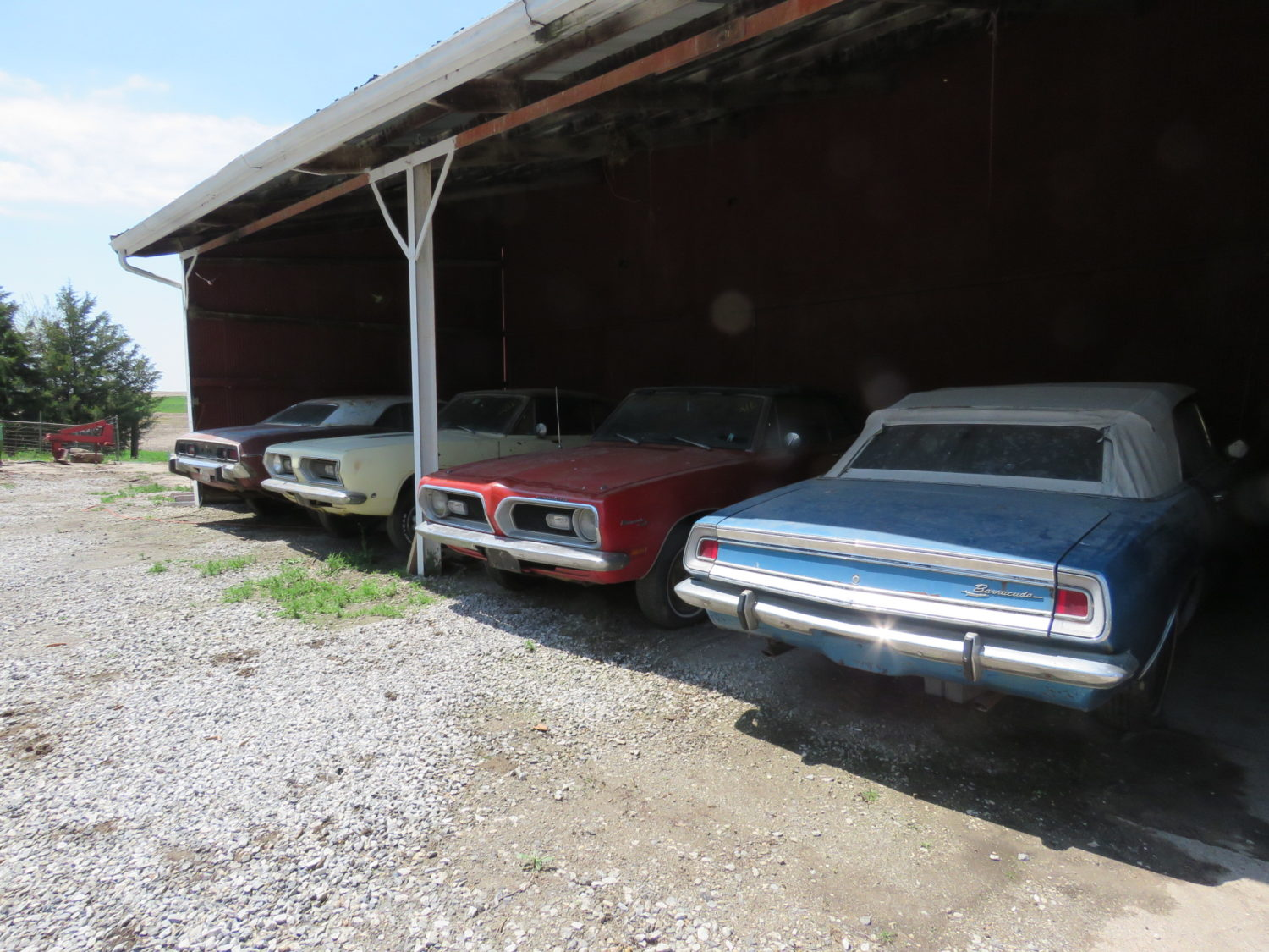 Iowa Muscle Car Hoard at Auction! The Coyote Johnson Collection Auction - image 20