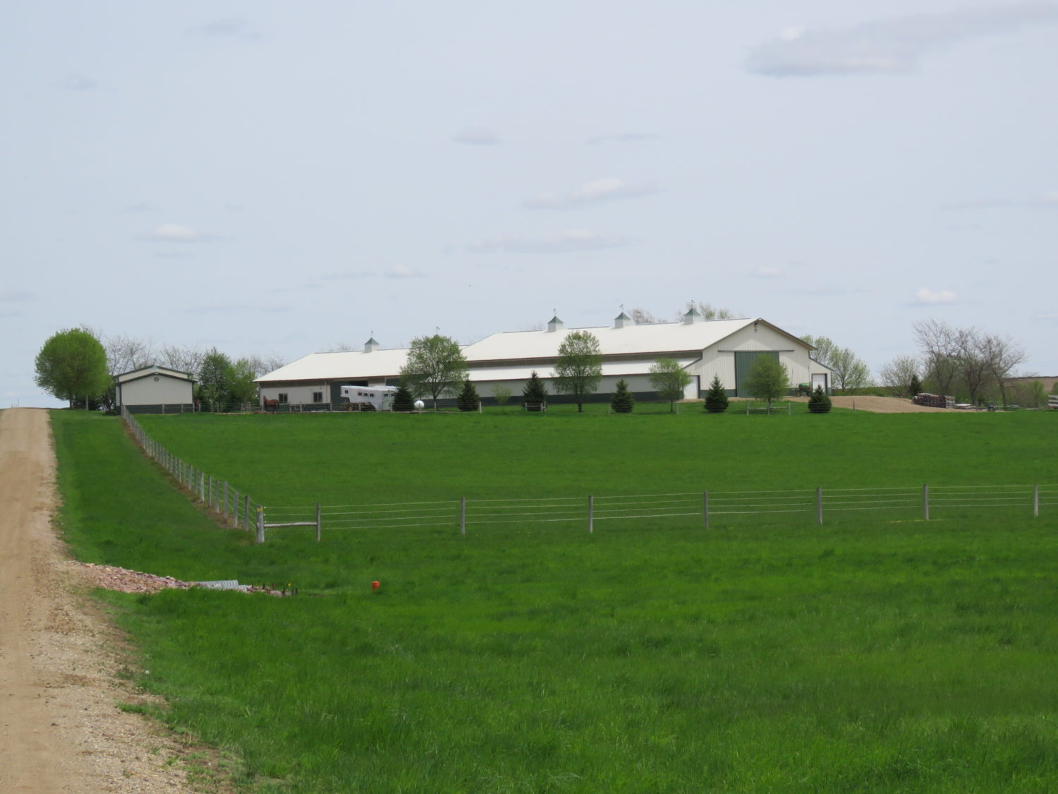 Amazing Real Estate Opportunity-Approx. 73 Acres at Auction- The Valley Springs Farm - image 19