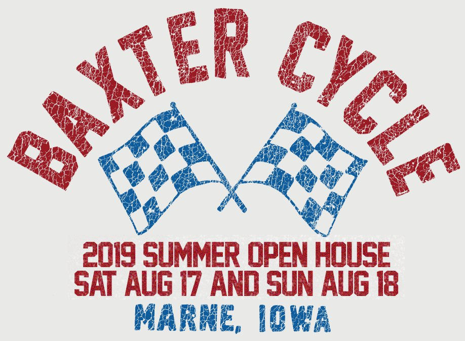 Motorcycle Consignment Auction- Classics & More! Baxter Cycle Open House Celebration! - image 1
