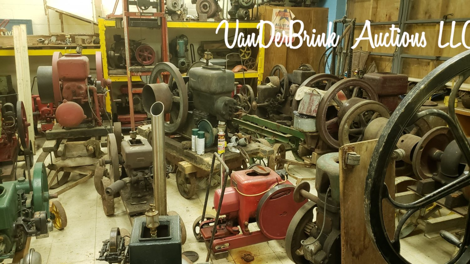 Day 1- Antique Tractors, Stationary Engines- The Bob Smith Collection - image 17