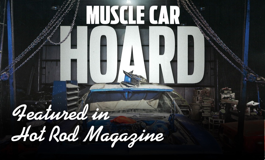 Featured in Hot Rod Magazine